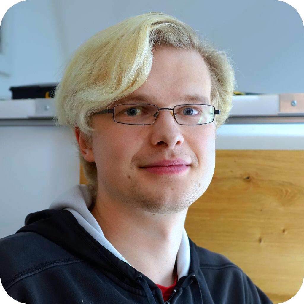 Sebastian Schulte, B.Sc. Materialwissenschaften